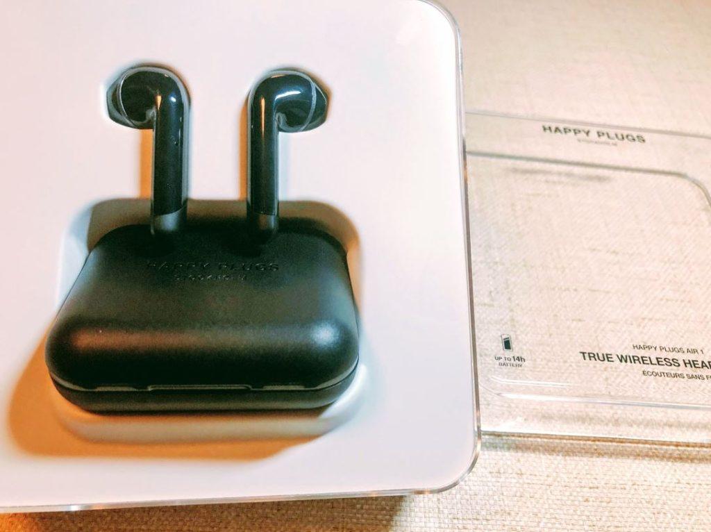 Happy Plugs air1(ワイヤレスイヤホン