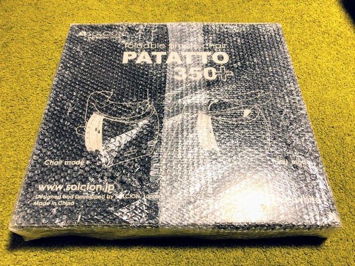 PATATTO350+ 商品レビュー
