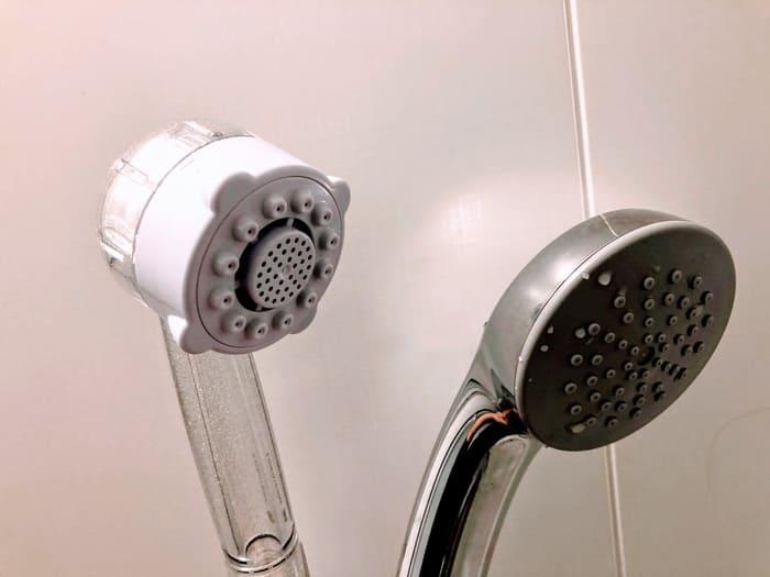 ミラブルプラス シャワーヘッド比較