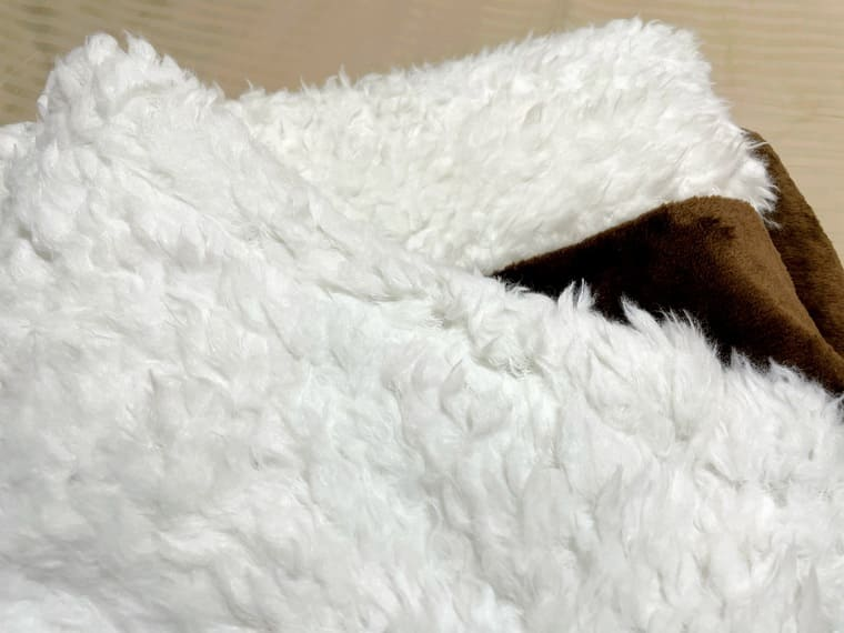 西川 とろふわ毛布