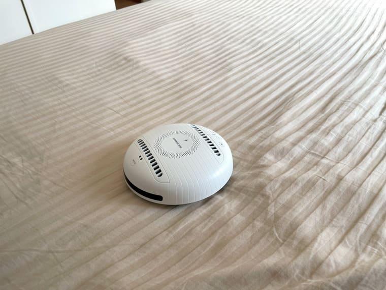 ロックボットのベッドに使ってみた体験談レビュー